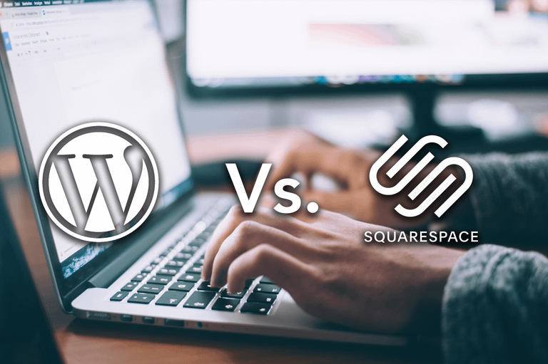 Read more about the article SquareSpace vs WordPress for Freelancers